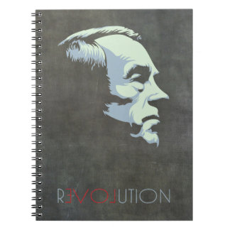 Ron Paul Revolution Notebook