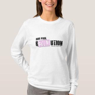 Ron Paul Revolution - Pink T-Shirt