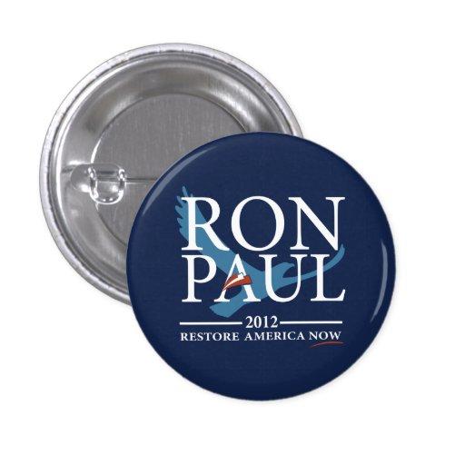 Ron Paul Revolution Pins
