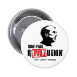 Ron Paul Revolution Pins / Buttons