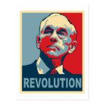 Ron Paul Revolution Postcards