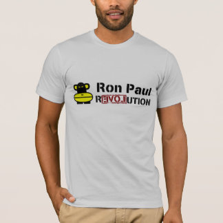 Ron Paul Revolution PowerMonkey T-Shirt