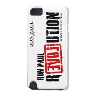 Ron Paul Revolution - Restore America Now iPod Touch 5G Cover