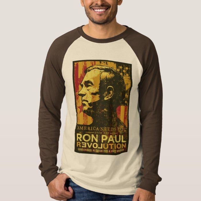 Ron Paul Revolution Shirt