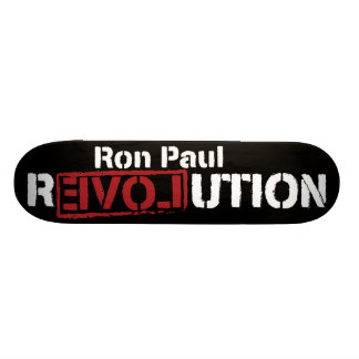 Ron Paul Revolution Skateboard