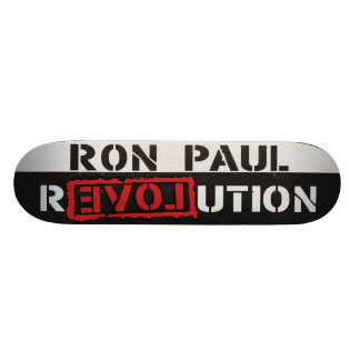 Ron Paul rEVOLution Skateboard Deck