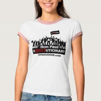 Ron Paul Revolutionary Ringer T T-Shirt