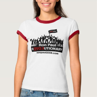 Ron Paul Revolutionary Ringer T T-Shirt