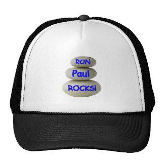 Ron Paul Rocks! Trucker Hat