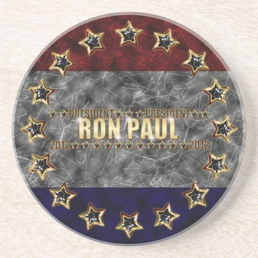 Ron Paul Stars and Stripes. Coasters