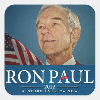 Ron Paul Sticker Set