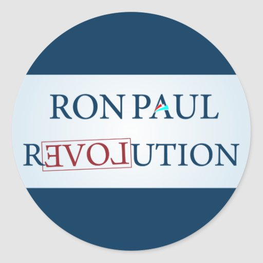 Ron Paul Stickers
