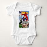 Ron Paul Super Hero Comic Book T-shirts