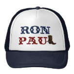 Ron Paul Texan Hat