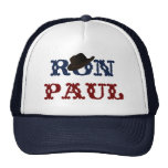 Ron Paul Texan Mesh Hats
