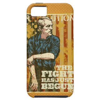 Ron Paul The Fight Has Just Begun iPhone Case