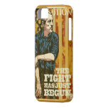 Ron Paul The Fight Has Just Begun iPhone Case iPhone 5 Case