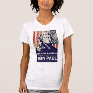 Ron Paul Thomas Jefferson Shirt