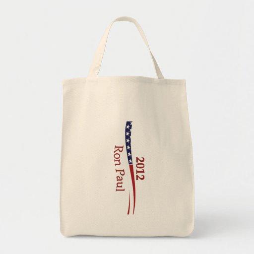 Ron Paul Tote Bag