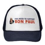 Ron Paul Uncle Sam Hat