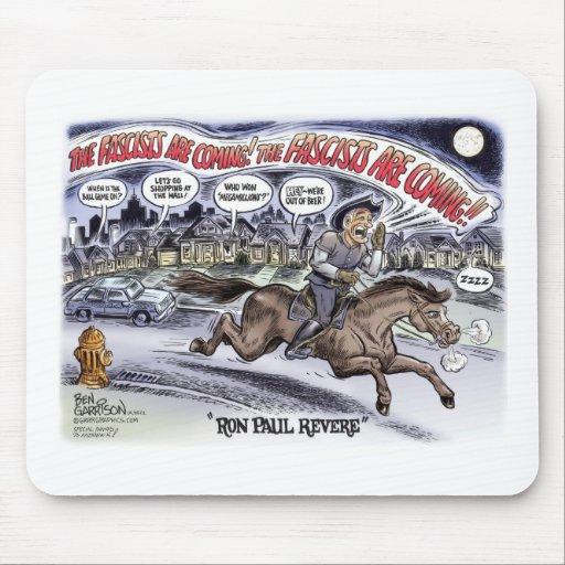 Ron Paul venera Mousepad