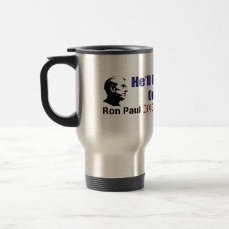 Ron Paul Will End All Taxes On All Tips Coffee Mugs