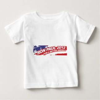 Ron PaulFor 2012 - election president vote Baby T-Shirt