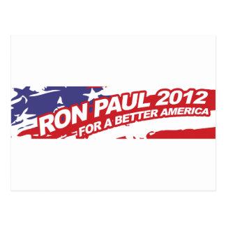 Ron PaulFor 2012 - voto del presidente de la elecc Postal