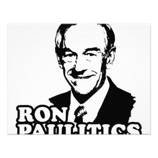 Ron Paulitics Invite