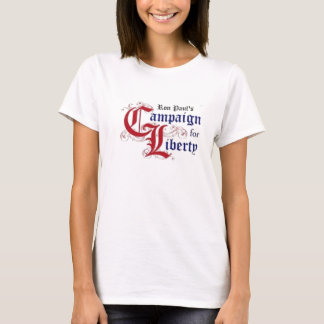 Ron Paul's Campaign for Liberty T-Shirt
