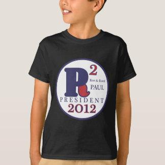 Ron/Rand Paul 2012 #2 T-Shirt