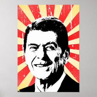 Ron Reagan Gear Posters
