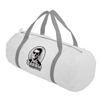 Ron Reagan is my homeboy Gym Duffle Bag