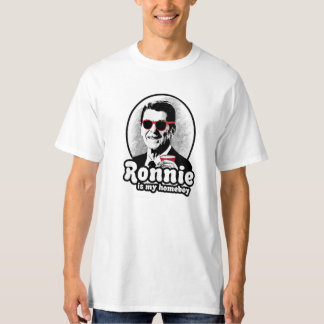 Ron Reagan is my homeboy T Shirt