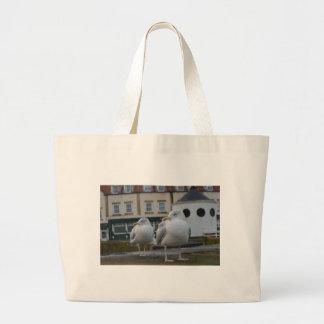 Ron & Reg Seagulls Jumbo Tote Bag