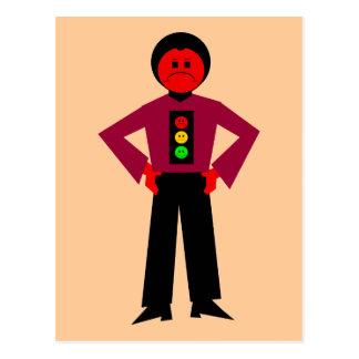 """Ron """"Ron rojo"""" Buckstopper Tarjetas Postales"""