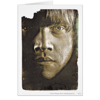 Ron Weasley 1 Greeting Card