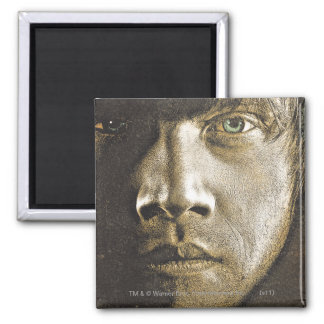 Ron Weasley 1 2 Inch Square Magnet