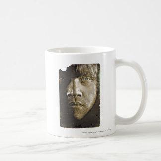 Ron Weasley 1 Taza Básica Blanca