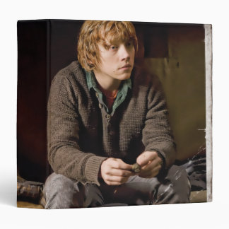 "Ron Weasley 2 Carpeta 1 1/2"""