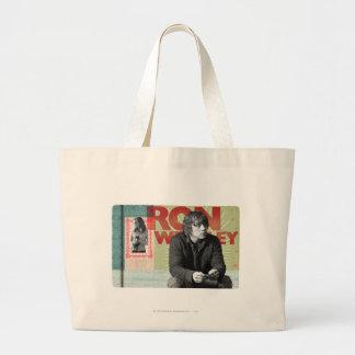 Ron Weasley 4 Large Tote Bag