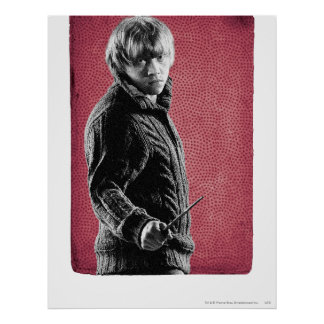 Ron Weasley 5 Poster