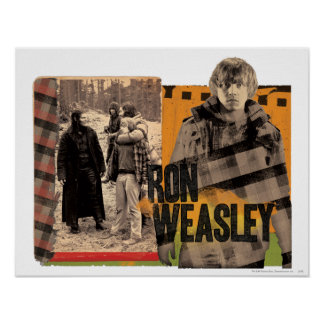 Ron Weasley 6 Poster