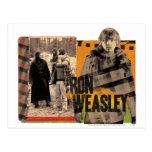 Ron Weasley 6 Tarjeta Postal
