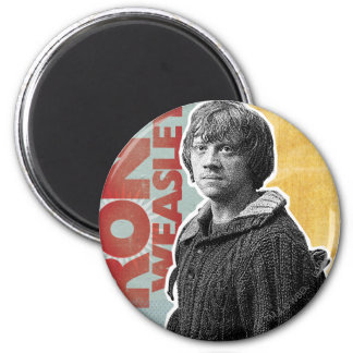 Ron Weasley 7 Imán Redondo 5 Cm