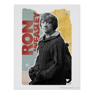 Ron Weasley 7 Poster