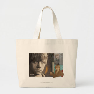 Ron Weasley 8 Large Tote Bag
