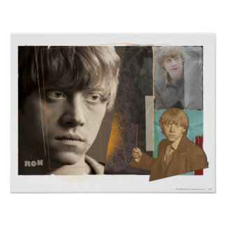 Ron Weasley 8 Póster
