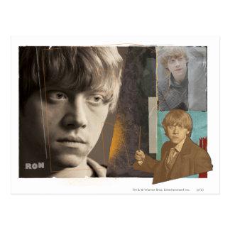 Ron Weasley 8 Postales