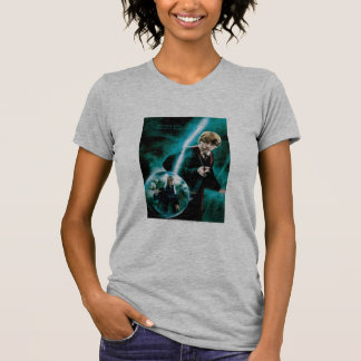 Ron Weasley and Lucius Malfoy Tshirts